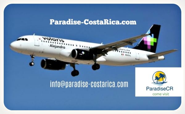 flights from fresno to costa rica